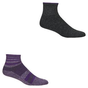 Outdoor - Socquettes pour femme (paquet de 2 paires)