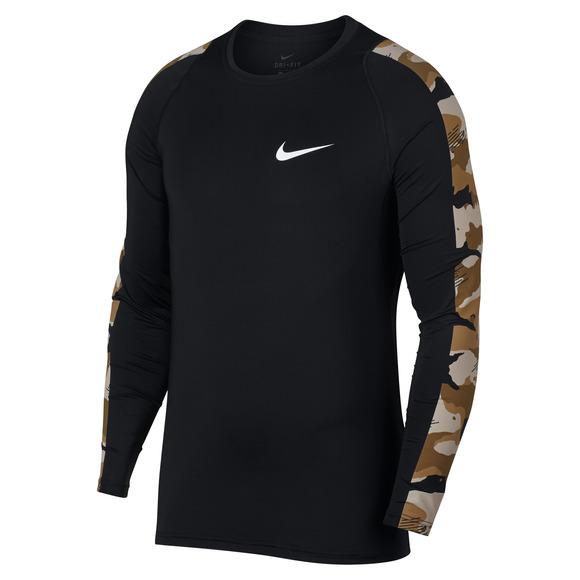 40f8b88c6b NIKE-PRO Pro - Men s Training Long-Sleeved Shirt