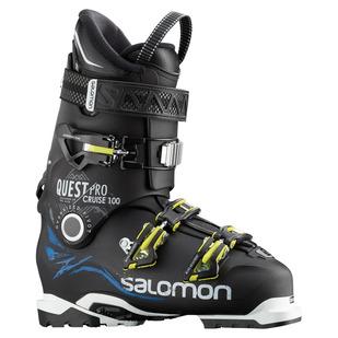 Quest Pro Cruise - Bottes de ski alpin pour homme