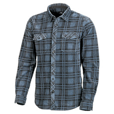 Glacier Ridge - Men's Flannel Long-Sleeved Shirt