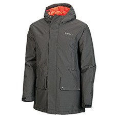 Accelerated - Men's Hooded Winter Jacket