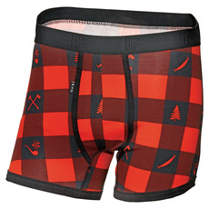 Lumberjack - Men's Fitted Boxer Shorts