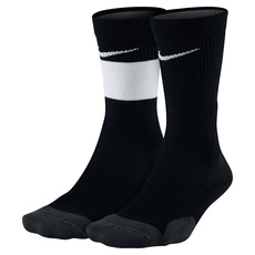 Elite Crew Y - Boys' Half-Cushioned crew socks (Pack of 2 pairs)
