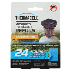 Backpacker Mat - Insect Repeller Refills