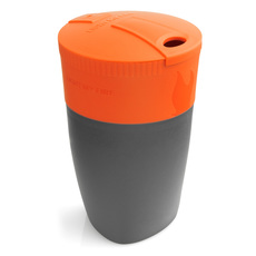 Pack-Up-Cup - Collapsible Cup with Lid (260 ml)