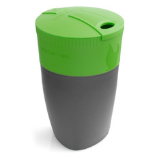 Pack-Up-Cup - Tasse compressible avec couvercle (260 ml)