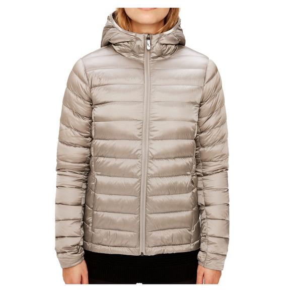 Emeline Edition - Manteau isolé en duvet pour femme
