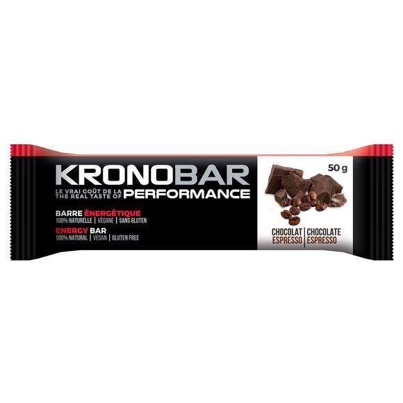 Chocolate/Espresso - Energy Bar