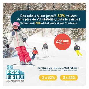 Ski Passe-Partout - Discount Booklet