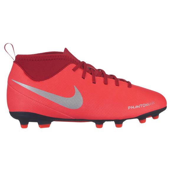 Phantom Vision Club Dynamic Fit FG/MG Jr - Chaussures de soccer extérieur pour junior