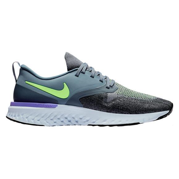 Odyssey React 2 Flyknit - Chaussures de course à pied pour homme