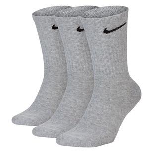 Everyday - Chaussettes coussinées pour homme (Paquet de 3 paires)