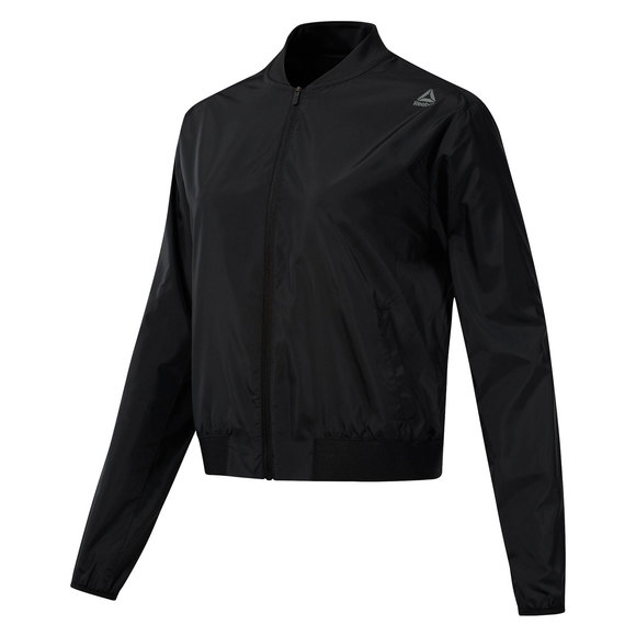 cafb4a30f6 REEBOK Workout Ready - Women's Training Jacket