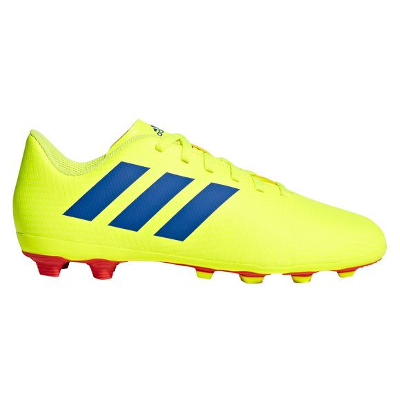 Nemeziz 18.4 FxG Jr - Chaussures de soccer extérieur pour junior