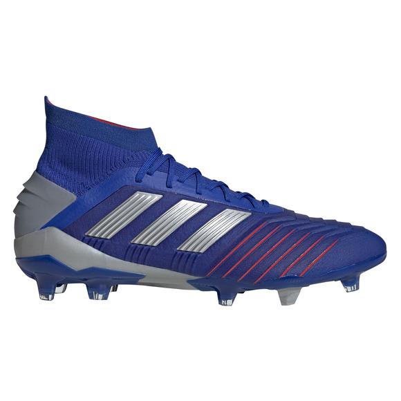 Predator 19.1 FG - Chaussures de soccer extérieur pour adulte
