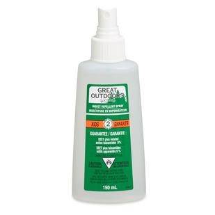 33086 - Children's Mosquito Rapellent Non-Aerosol Spray