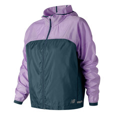 Light Packjacket - Women's Hooded Running Jacket