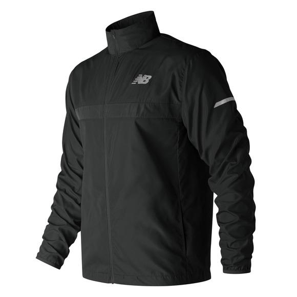 34c6ea1e550bf NEW BALANCE Windcheater 2.0 - Men's Training Jacket | Sports Experts