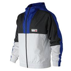 Athletics Windbreaker - Men's Full-Zip Hooded Jacket