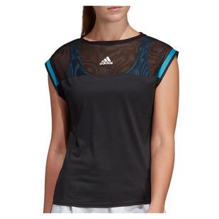Escouade - T-shirt de tennis pour femme