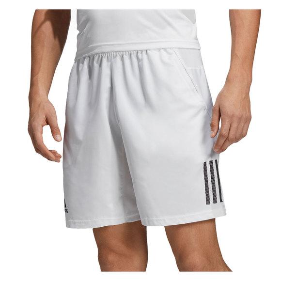 cf3582b9a7c2 ADIDAS Club 3-Stripes - Men's Tennis Shorts | Sports Experts