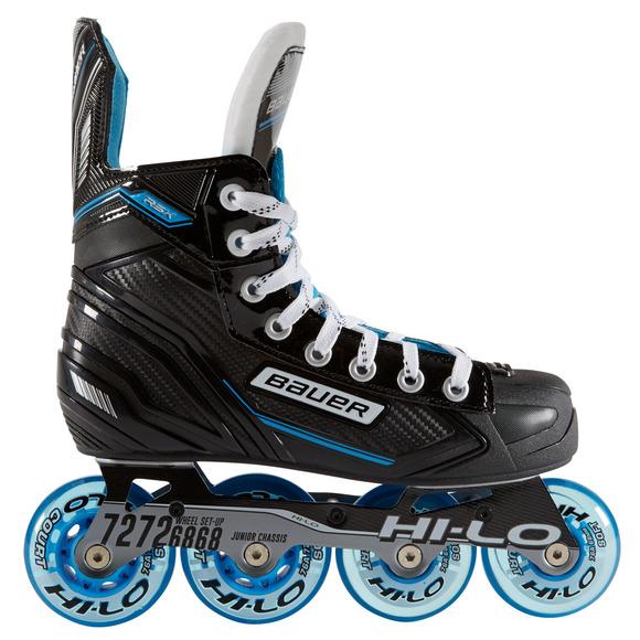 RH RSX Sr - Men's Ball Hockey Skates