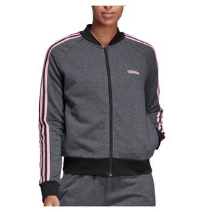 Essentials - Women's Full-Zip Bomber Jacket