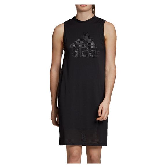 Adidas Experts Pour FemmeSports Sport Id Sans Robe Manches 3R45ALjq