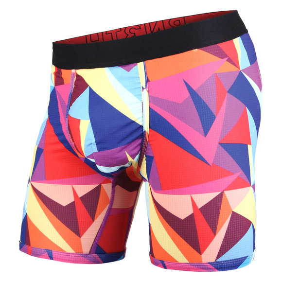 Move Entrourage - Men's Fitted Boxer Shorts