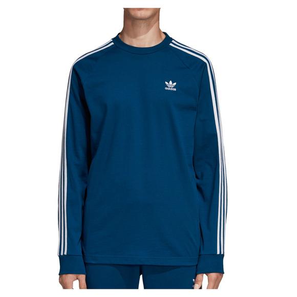 Adicolor 3-Stripes - Men's Long-Sleeved Shirt