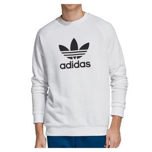 Trefoil Warm-Up - Men's Fleece Sweater