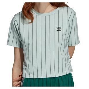 Green - T-shirt pour femme