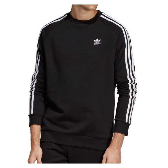 Adicolor 3-Stripes - Men's Fleece Sweater