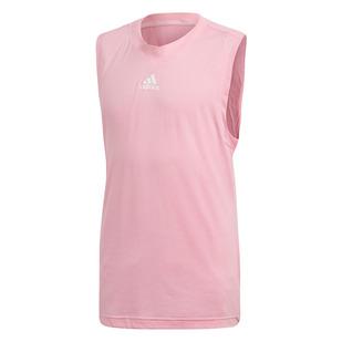 YG ID 3-Stripes - T-shirt sans manches pour fille