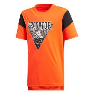 YB Predator - T-shirt de soccer pour junior