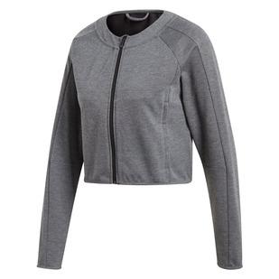 Designed To Move - Women's Training Full-Zip Jacket