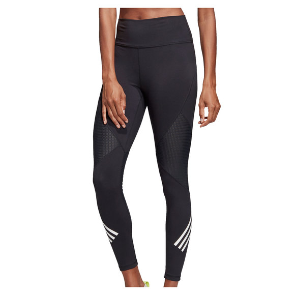 Believe This 3-Stripes - Women's 7/8 Training Tights