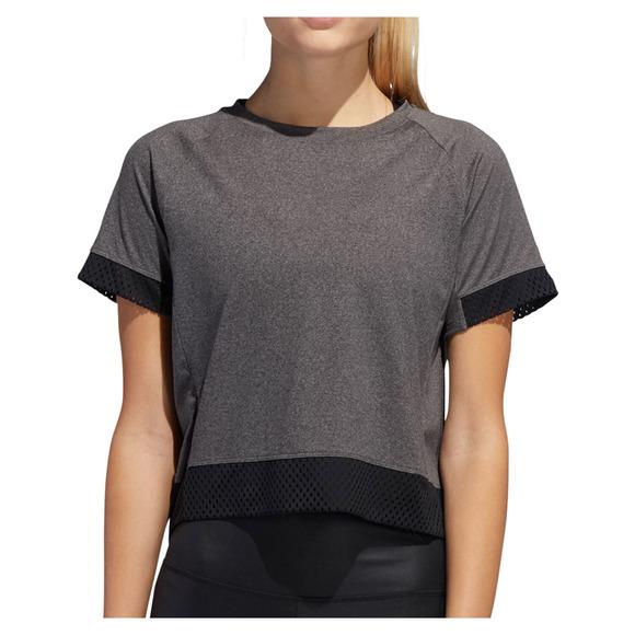 Boxy Mesh - Women's T-Shirt