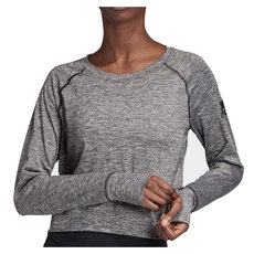 Cover-Up - Women's Training Long-Sleeved Shirt
