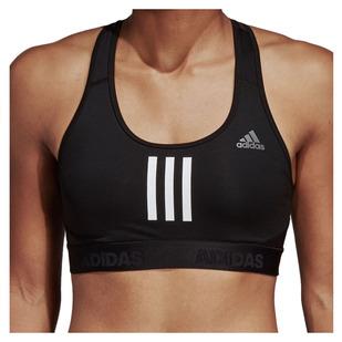 Dont Rest Alphaskin Sport 3-Stripes - Soutien-gorge sport pour femme