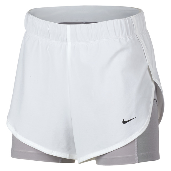 ca914c94b4 NIKE Flex - Women's 2-in-1 Training Shorts | Sports Experts