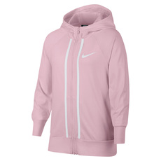 Sportswear Jr - Girls' Full-Zip Hoodie