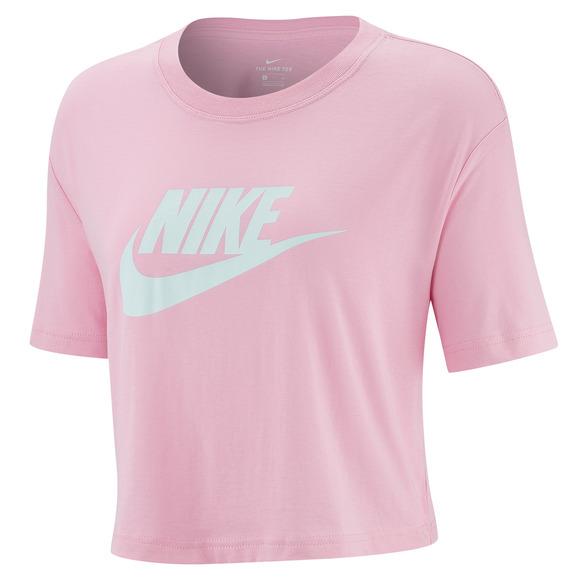 b99a545ebbed1 NIKE Sportswear Essential - Women's Cropped T-Shirt