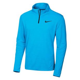 Superset - Men's Half-Zip Training Long-Sleeved Shirt