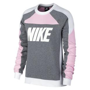 Sportswear - Chandail en molleton pour femme