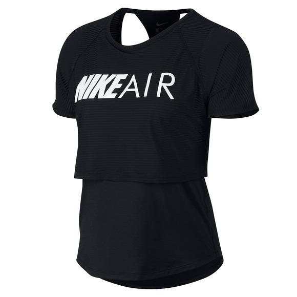 t-shirt de sport femme nike