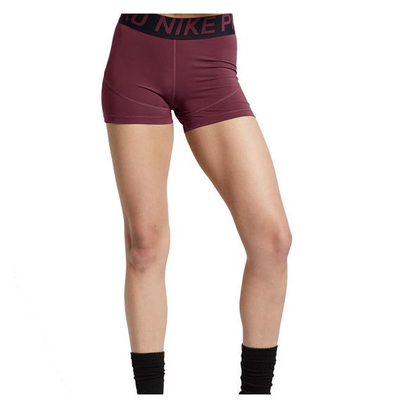 NIKE-PRO Pro (3 po)- Short ajusté pour femme | Sports Experts