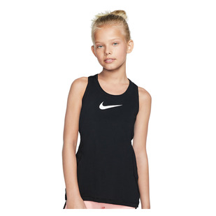Pro Jr - Girls' Athletic Tank Top