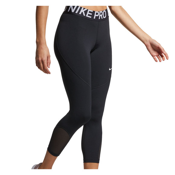cheap for discount 48a69 9928f NIKE Pro - Women s Training Crops   Sports Experts