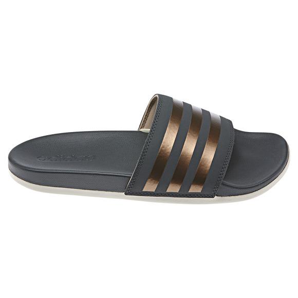 best service fec56 ce98d ADIDAS Adilette Comfort - Women s Sandals   Sports Experts